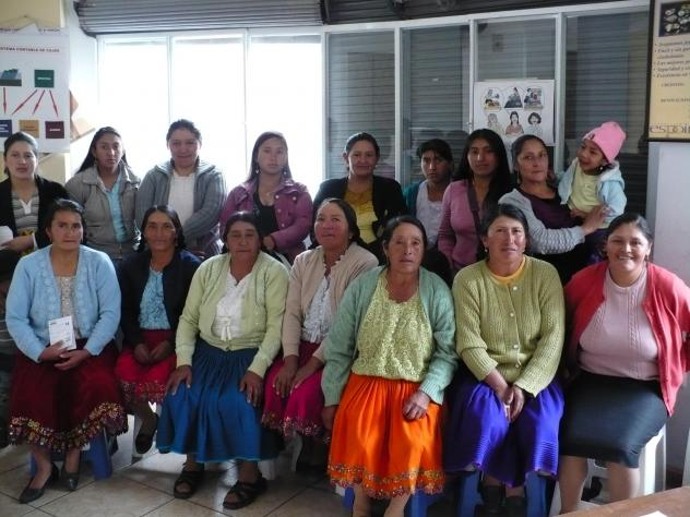 Josesito De Cumbe (Cuenca) Group