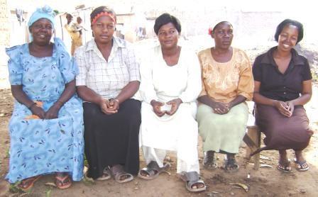 Kampala Road-Sharifa Namusoke Group