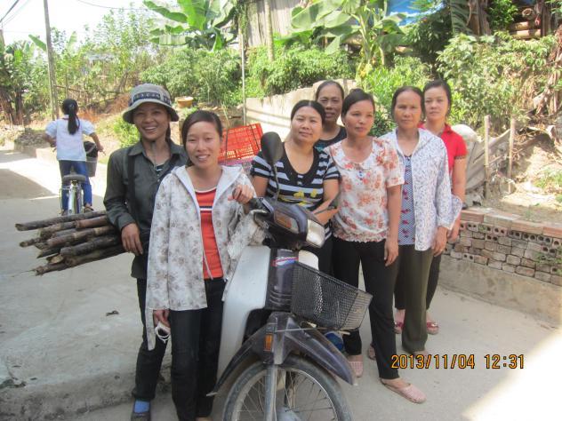 Hue's Group