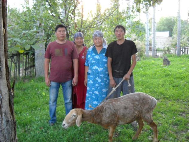 Kuttubek's Group