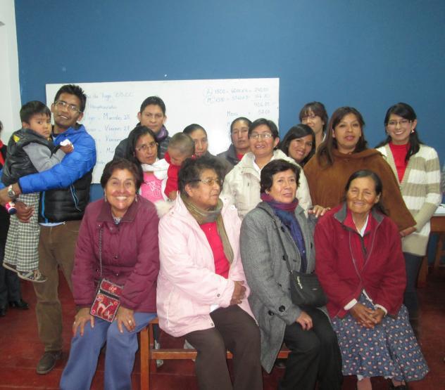 Ñaupasunchis Group