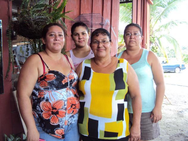 Banco Mujer Las Triunfadoras Group