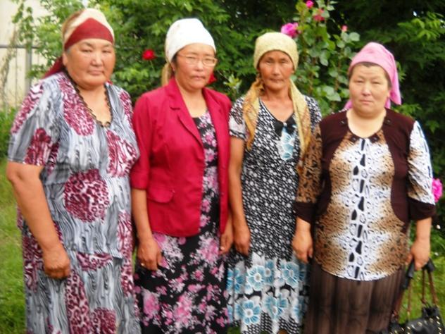 Kanyshai's Group
