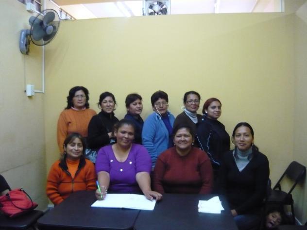 Mujeres De Exito: Successful Women Group