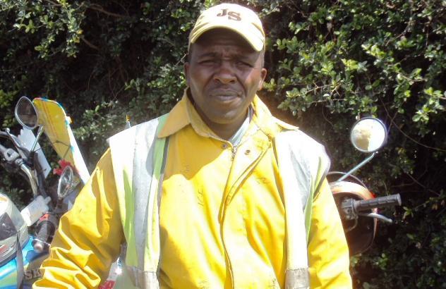 Michael Kinyanjui