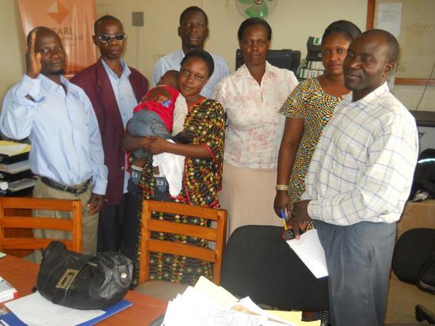 Suubi Savings And Development Group