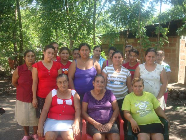 Banco Comunal Amor De Mujeres Group