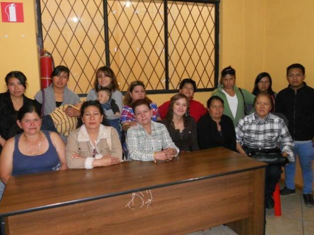 Loma De La Cruz  (Cuenca) Group