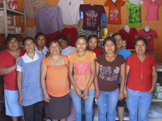 Mujeres Audaces Group