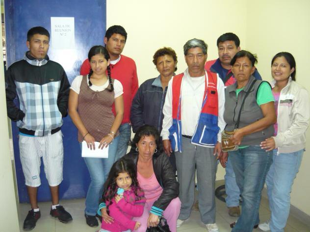 Grupo Solidario Los Olivos Group
