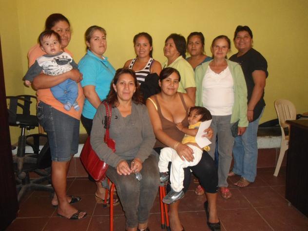 Quebrada Seca Group