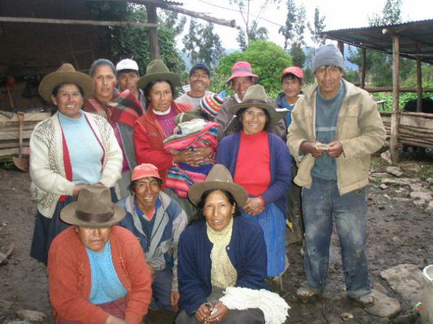 Los Tres Barrios - Qoricancha Group
