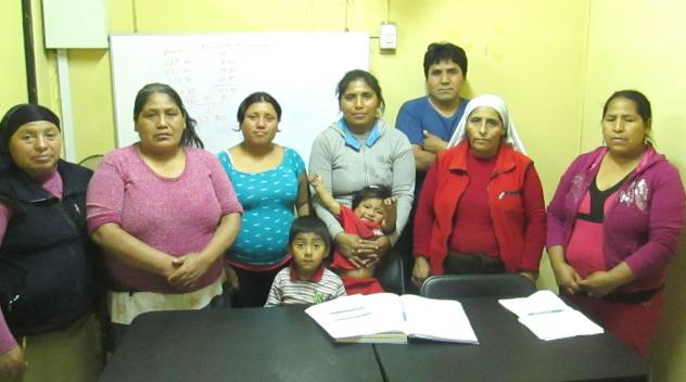 Mujeres Triunfadoras Group