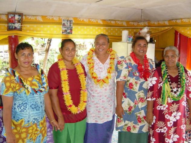 Satufia Satupaitea 2 Centre - Group 3