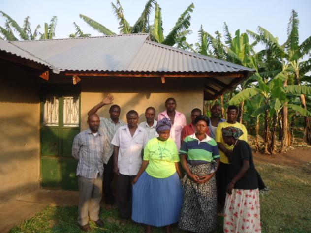 Nsagasa Farmers Group