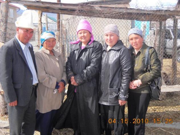 Togochieva's Group
