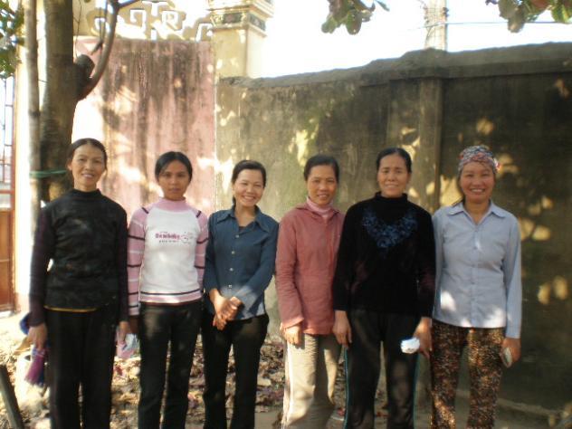 Trần Thị Thuynh Group