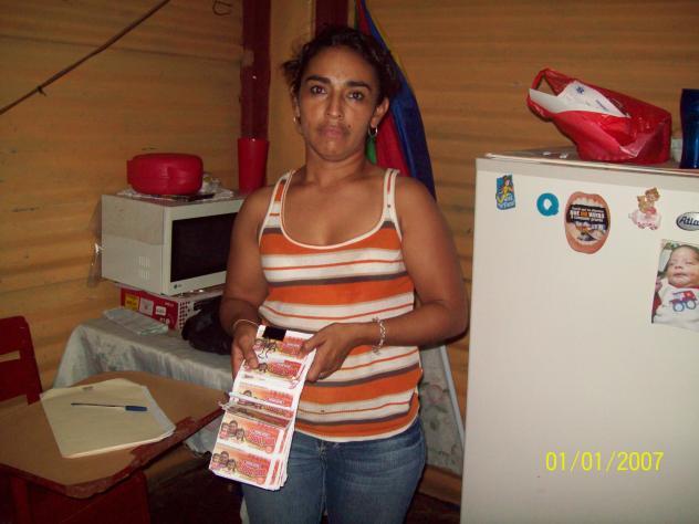 Carmen Patricia