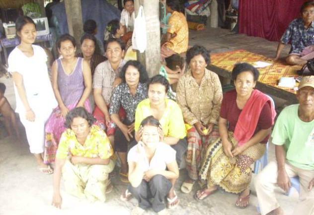 Mrs. Vantha Mak Village Bank Group