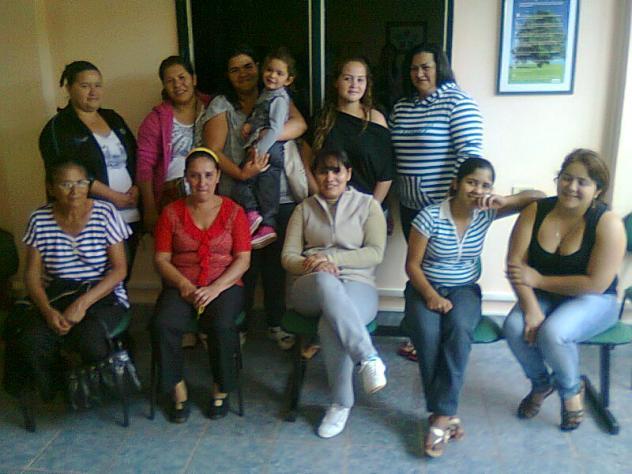 Virgen De Fatima Group