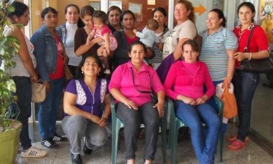 Kuña Aty Tembiapora Group