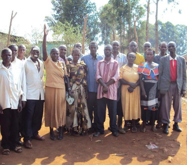 Mugoma Feed The Family Group C In Kyenjojo
