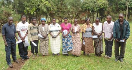 Kyabagyerwa Church Group