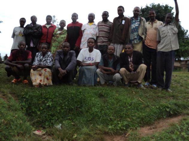 Burambira Twekorere Group, Kihihi
