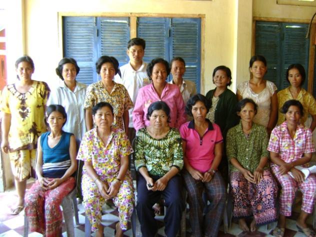 Mrs. Heng Kith Village Bank Group
