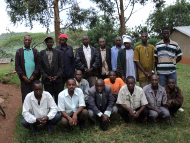 Agahikane Karungu Parish Group