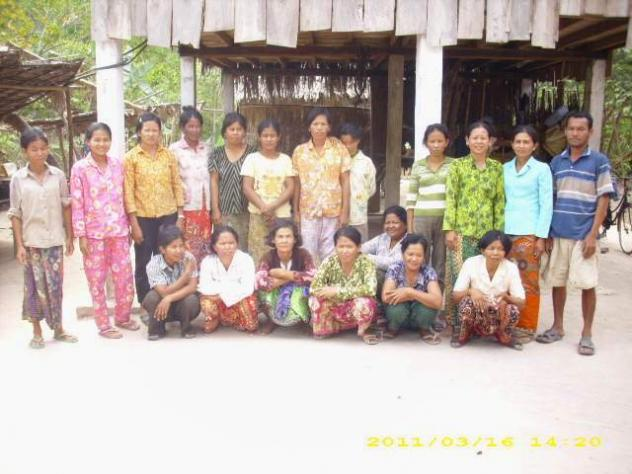 Mrs. Mom Village Bank Group