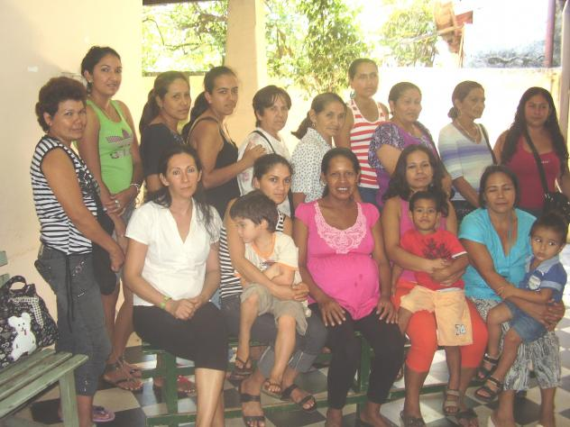 Mujeres Unidas 1 Group