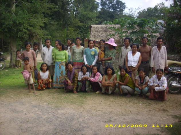 Mr. Nhim Mao Village Bank Group