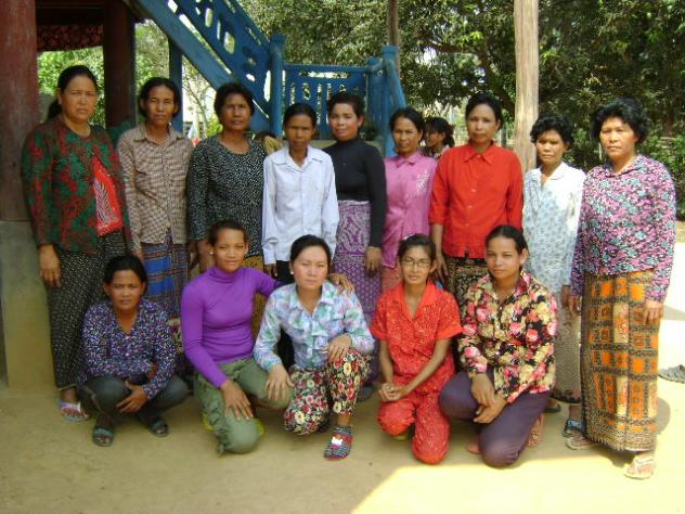 Mrs. Sophat Village Bank Group