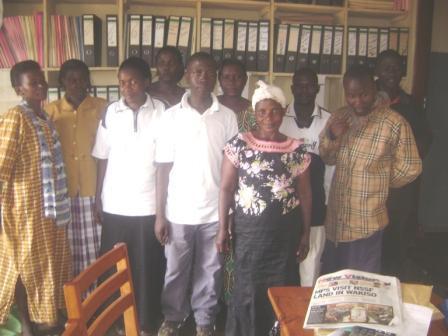 Bazira Women's Group