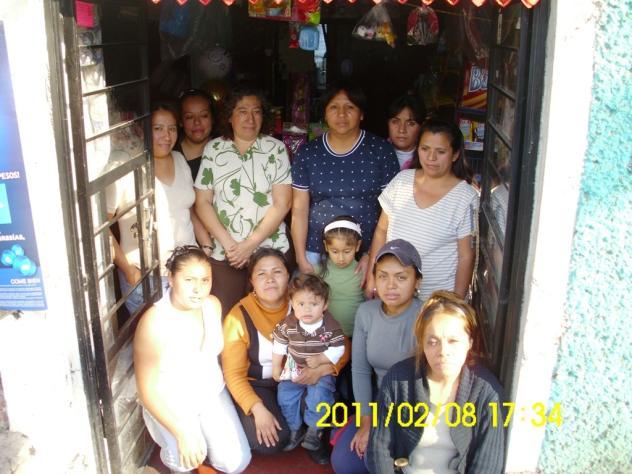 Princesas De Cuautlapan Group
