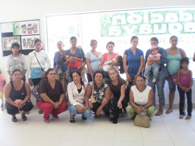 Mujeres Fuertes Group