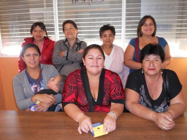 Mujeres Luchadoras  (Cuenca) Group