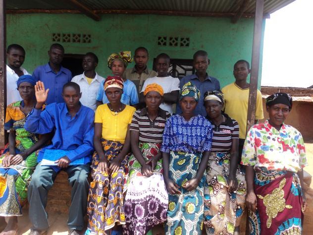 Abahujimbaraga A Group