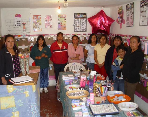 Carmelitas De Cholula Group