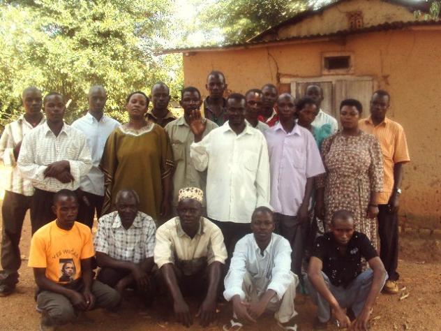 Gunjuka Okulakulane Group-Mpigi