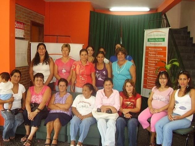 Las Mujeres Unidas De Fernando Group