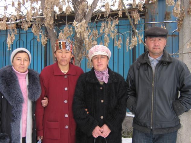 Mayramkul's Group