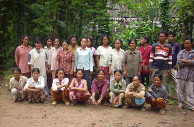 Mr. Em Huy Village Bank Group