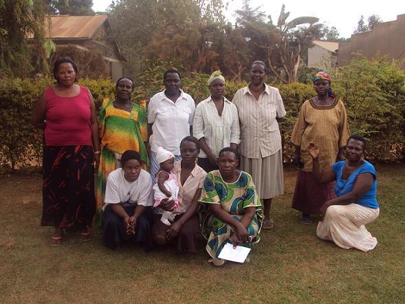 Byona Biyinzika Savings Group B