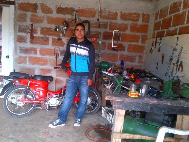 Frady Alberto