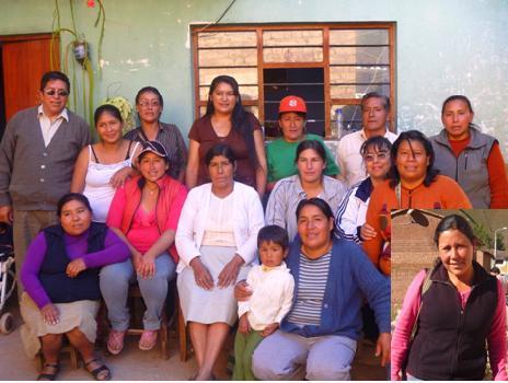 Sayhua De Chichubamba Group