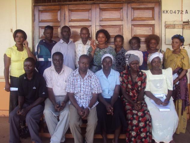 Victoria Womens Group A-Lugazi