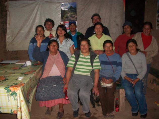 La Ñusta Iii Group