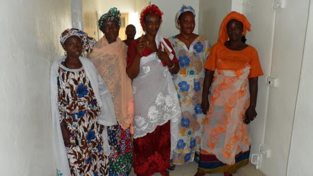 Bokk Diome De Gawane Group